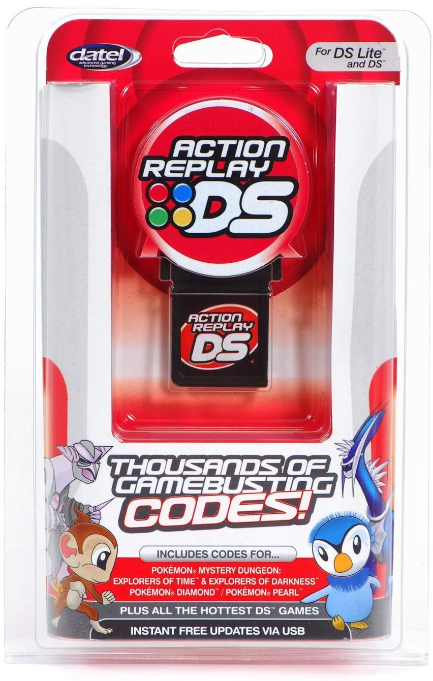 Action Replay Ds/Ds Lite - Ds