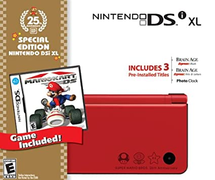 Nintendo DSi XL Special Edition Pack - Dsi XL